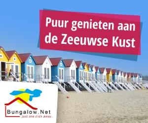 Zeeuwse Kust Bungalownet banner